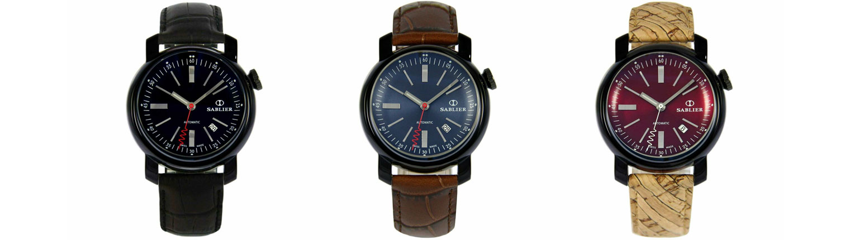 GRAND CRU Men's Watches Generation II 44mm DLC