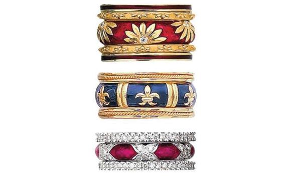 Hidalgo Enamel Jewelry