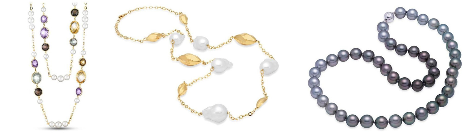 MASTOLONI PEARLS Necklace