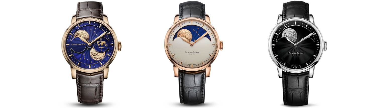 Arnold and Son - Moonphase