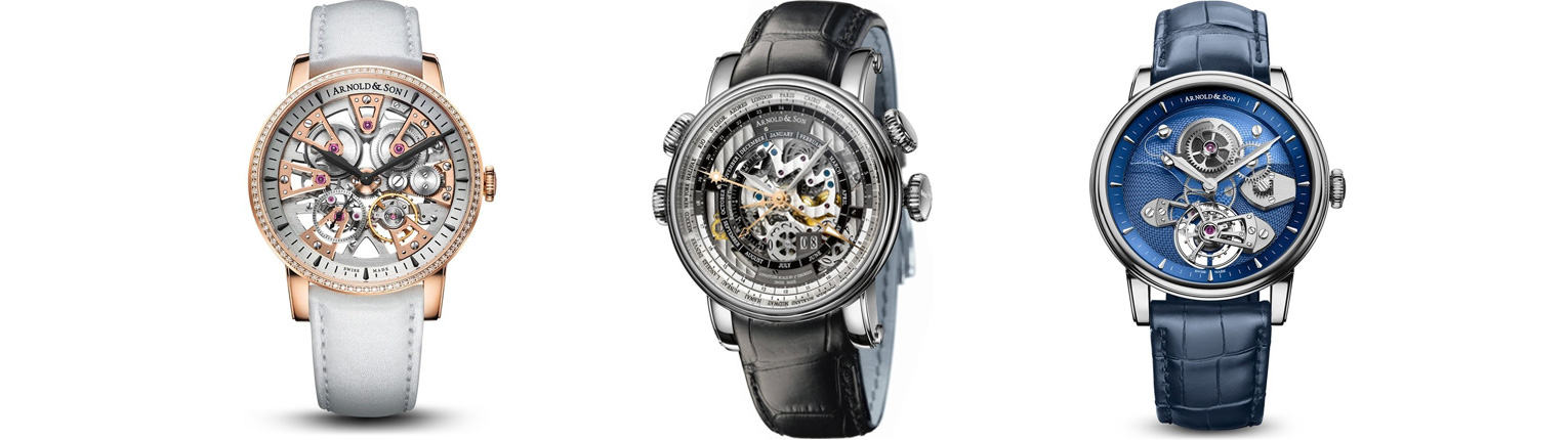 Arnold and Son - Skeleton
