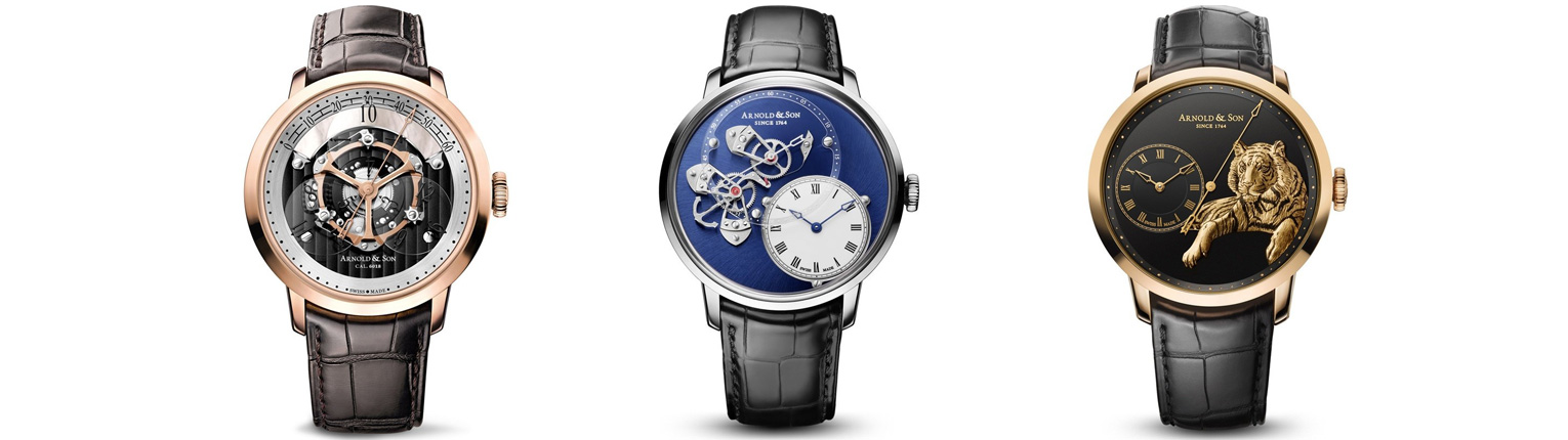 Arnold And Son True Beat Seconds