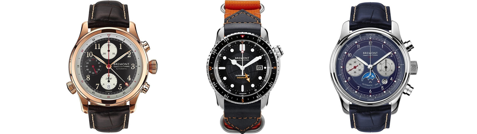 Bremont Limited Edition Watches