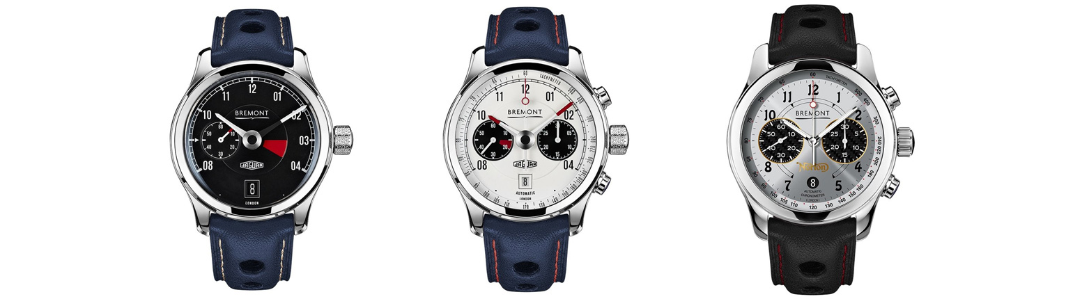 Bremont Motorsport Watches